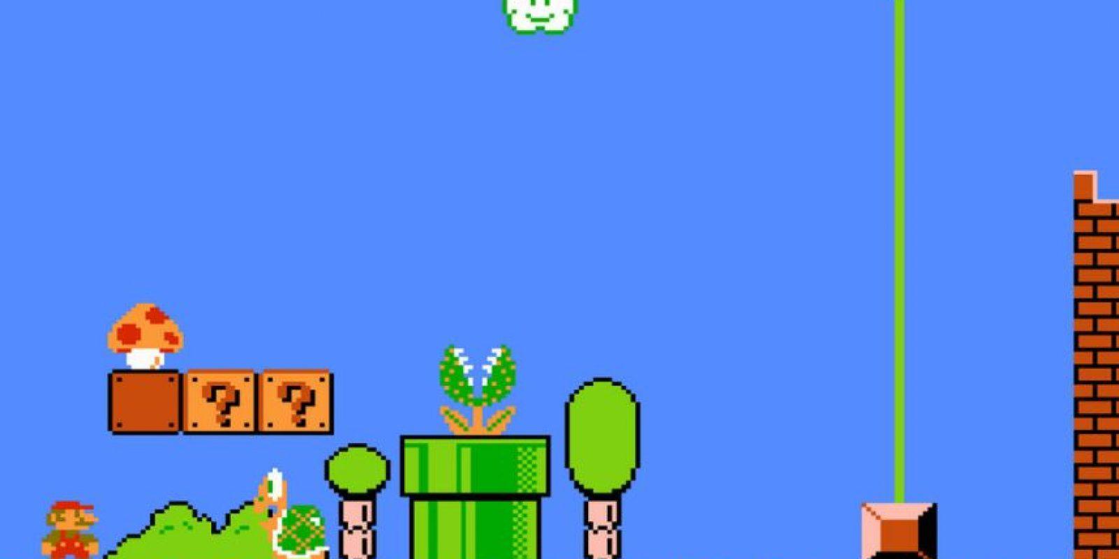 Es también uno de los juegos más amados y recordados de la historia. Foto:Nintendo. Imagen Por: