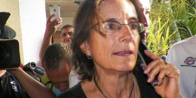 Los tres periodistas agradecieron a la iglesia católica por ayudar en su liberación Foto:AP. Imagen Por: