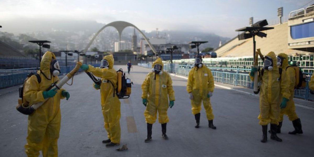 La OMS rechaza posponer los Juegos de Río 2016 por el zika