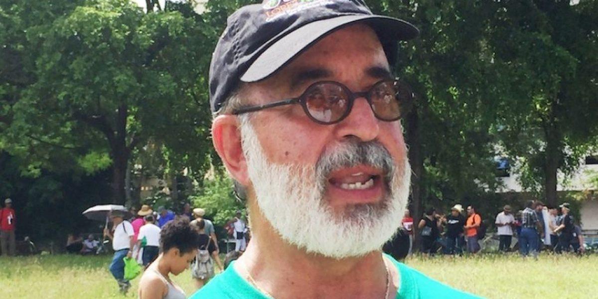 Marchan hasta el Viejo San Juan por los 35 años de cárcel de López Rivera
