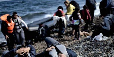 A pesar de los miles de ahogados, la gente sigue llegando. Foto:vía AFP. Imagen Por: