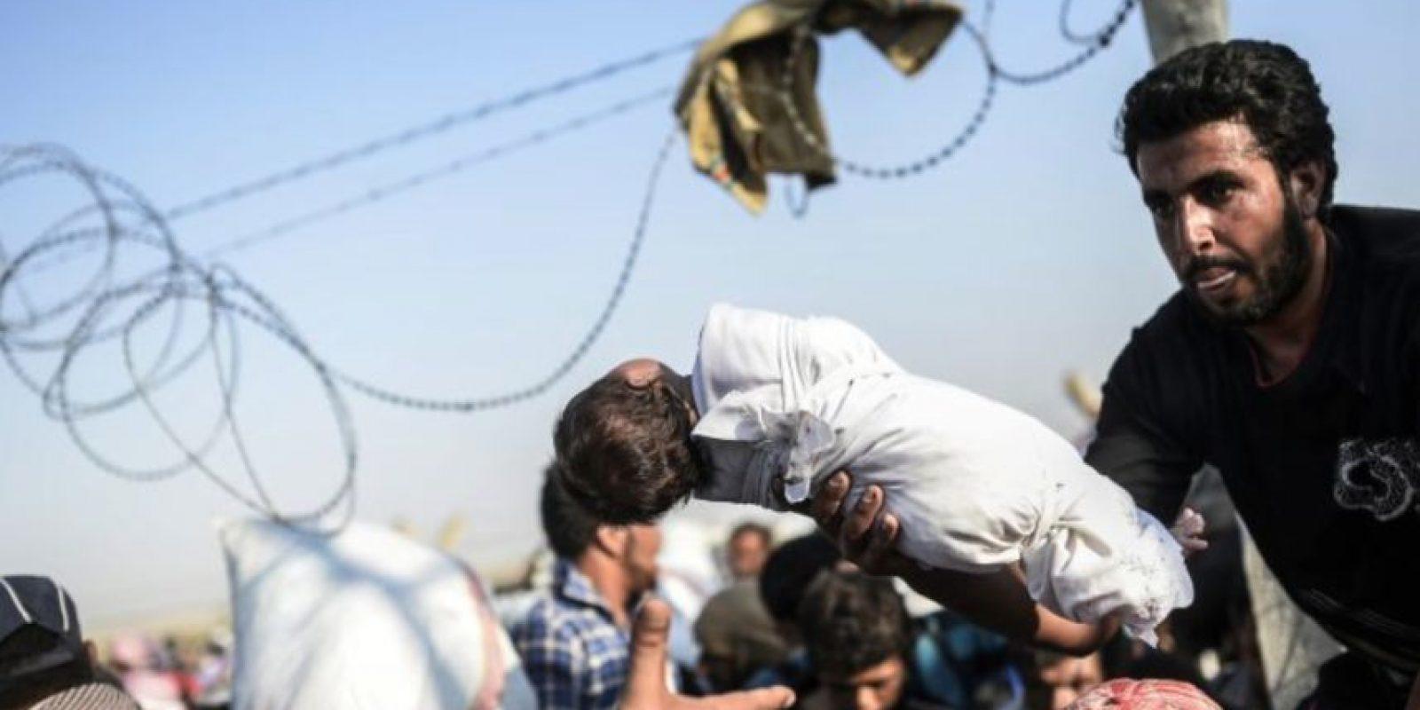 Lo importante es lograrlo. Foto:vía AFP. Imagen Por:
