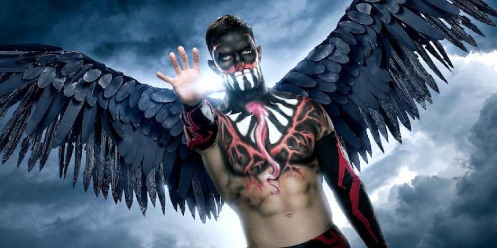 2. Finn Balor Foto:WWE. Imagen Por: