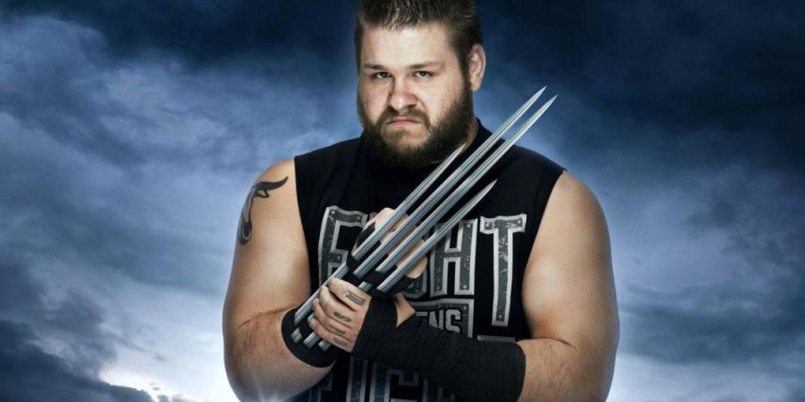 3. Kevin Owens Foto:WWE. Imagen Por: