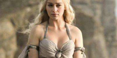 """Conocida por su papel de """"Daenerys Targaryen"""" en """"Games of Thrones"""" Foto:HBO. Imagen Por:"""