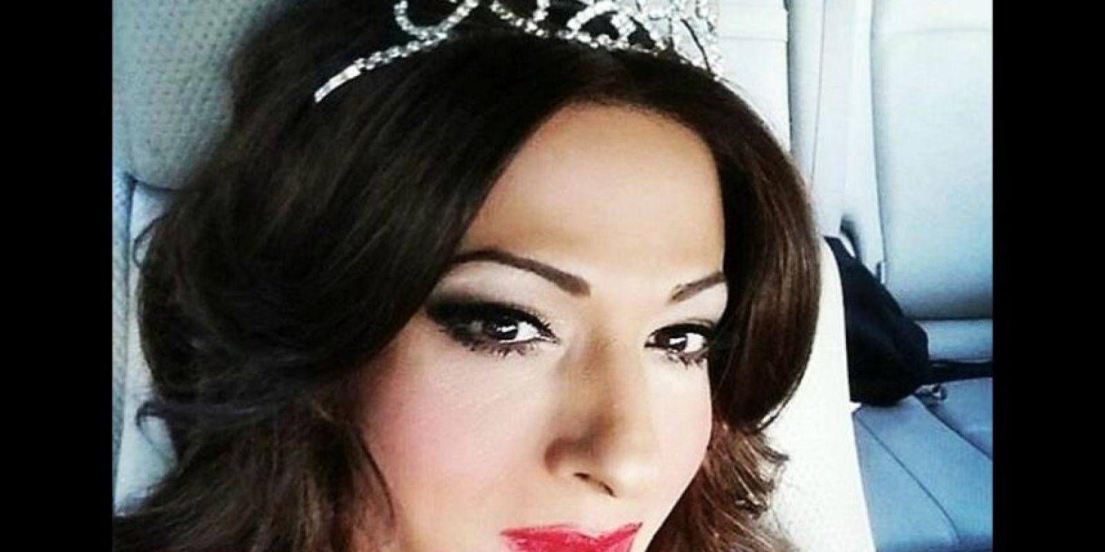 La cantante transexual israelí a sus 29 años logró triunfar en el 43º Festival de Eurovisión. Foto:Vía instagram.com/danainternational. Imagen Por: