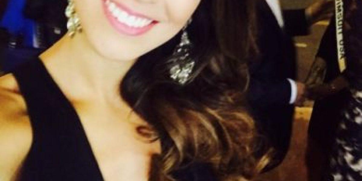 Miss Perú halla restos humanos en plena sesión de fotos