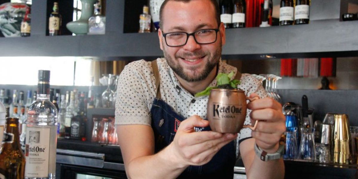 Moscow Mule será el coctel estrella de Ketel One Vodka