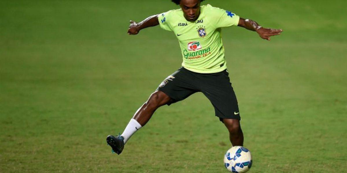 Copa América Centenario: Critican sobrepeso de jugador brasileño