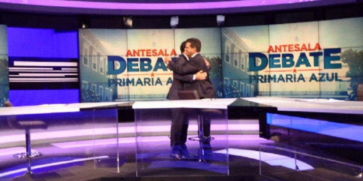 Establecen Pierluisi y Rosselló sus diferencias en último debate primarista