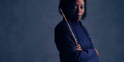 "Noma Dumezweni es ""Hermione Granger"" Foto:Vía twitter.com/jk_rowling?. Imagen Por:"