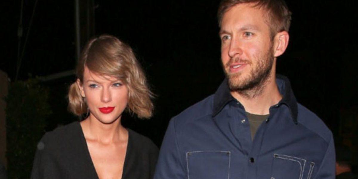 Taylor Swift y Calvin Harris terminan su relación