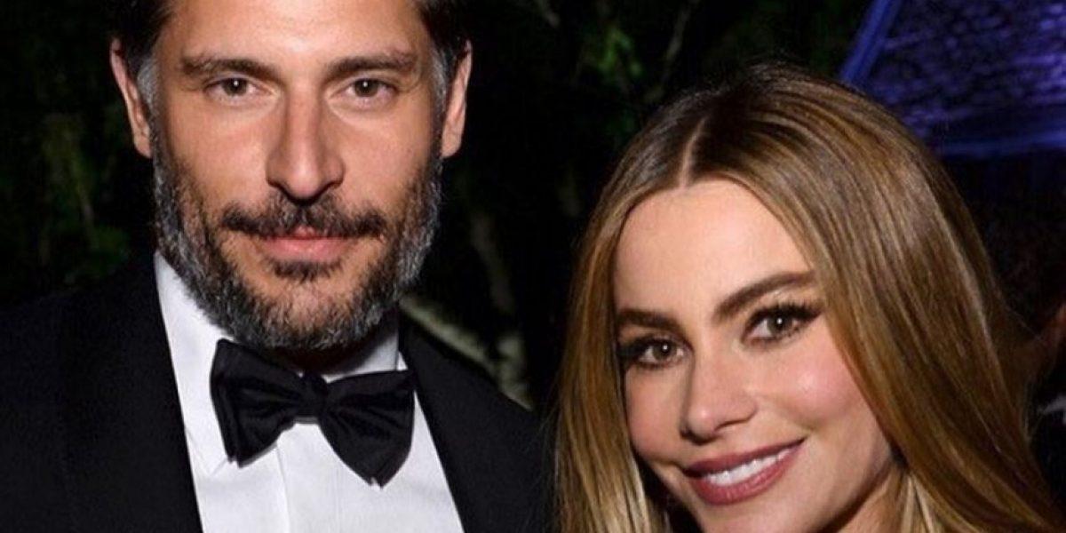Esposo de Sofía Vergara luce su peor look en Instagram