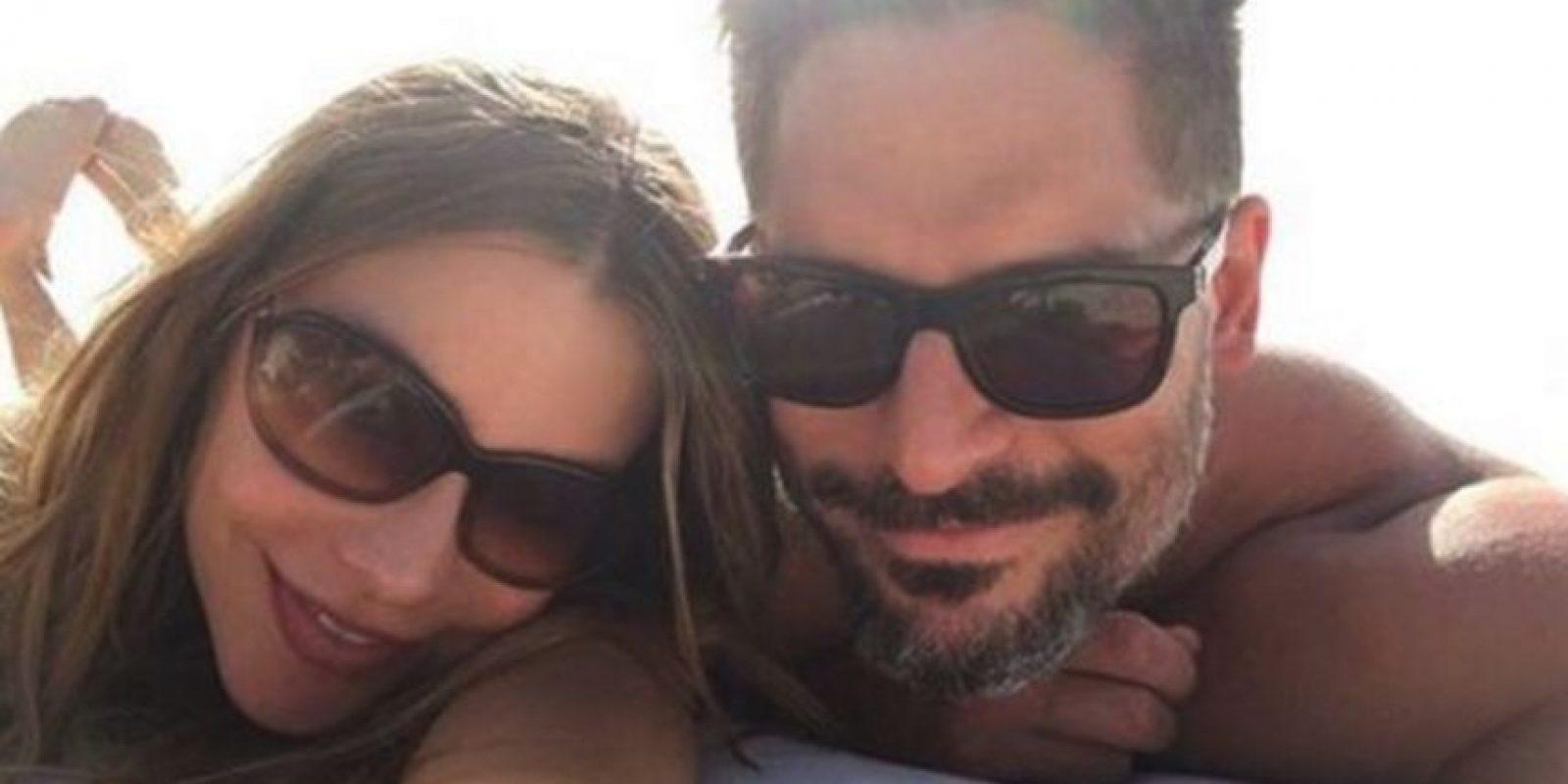 Sofía y Joe se conocieron durante una cena de corresponsales efectuada en la Casa Blanca en mayo del 2014 Foto:Vía instagram.com/joemanganiello. Imagen Por: