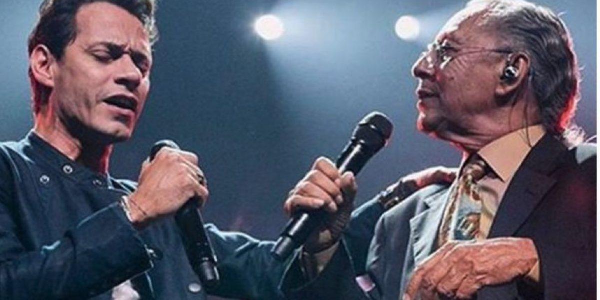 Papá de Marc Anthony lanza su primer disco a los 80 años