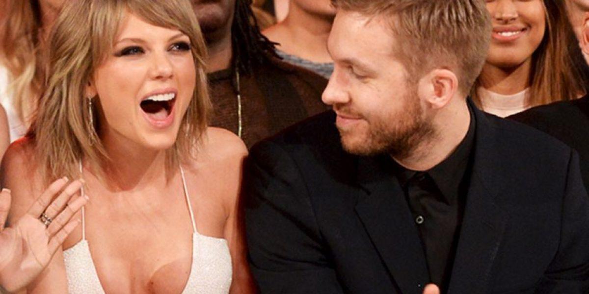 Calvin Harris habla tras ruptura con Taylor Swift