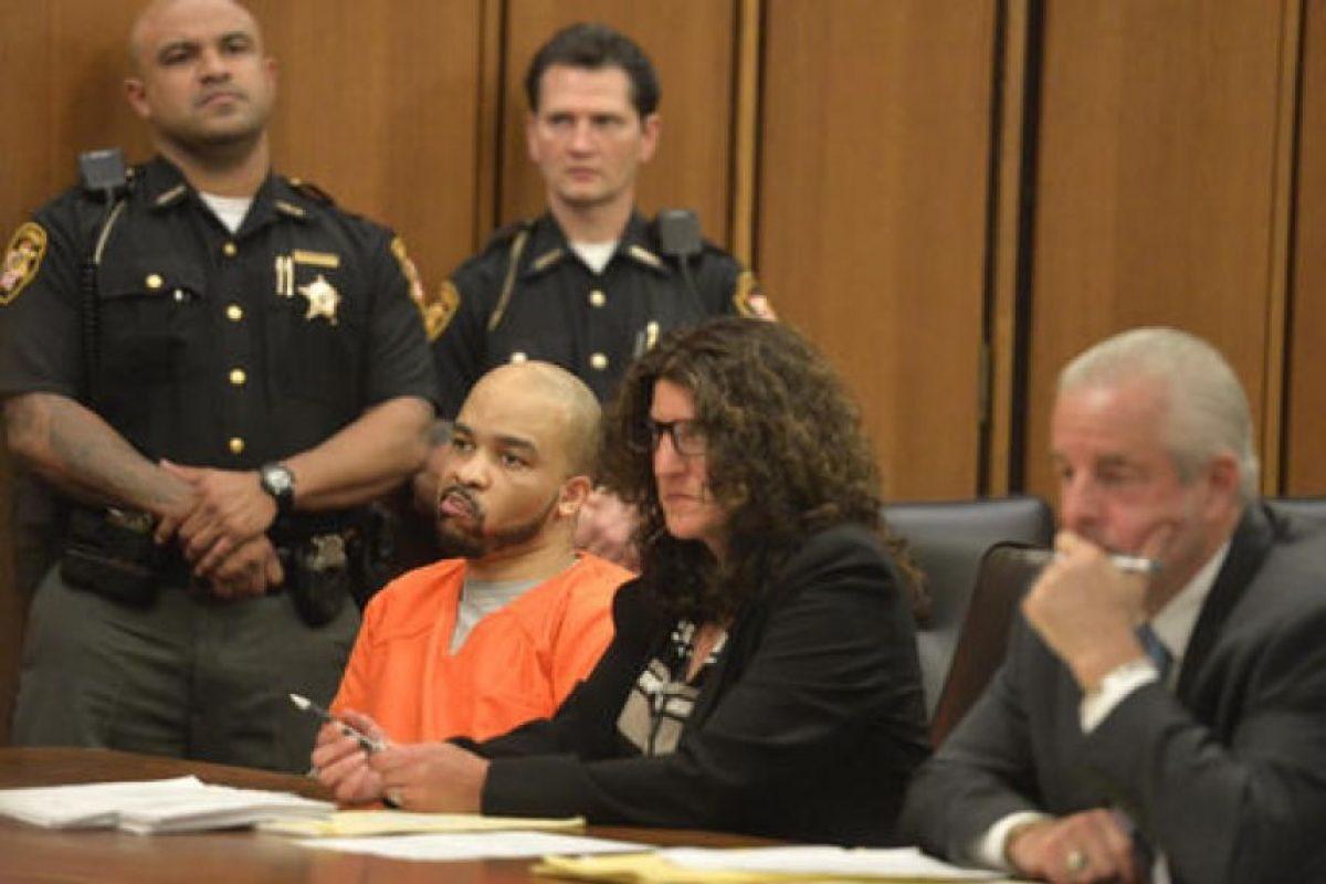 Michael Madison, de 38 años fue sentenciado a muerte. Foto:AP. Imagen Por: