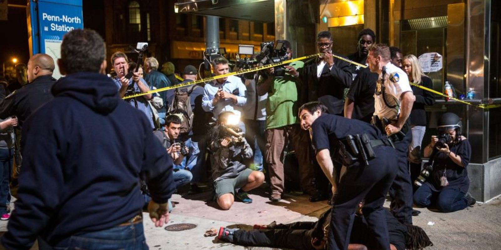 Adquirida mientras se encontraba bajo custodia policial. Foto:Getty Images. Imagen Por: