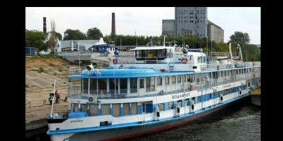 Crucero Bulgaria. El 10 de julio de 2011 murieron 122 personas, en el río Volga ubicado al este de Moscú. Foto:elnaufragiodelbulgaria-unne.blogspot.com. Imagen Por: