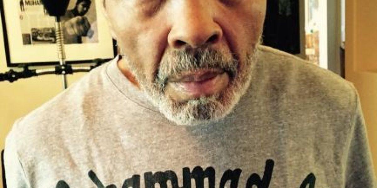 Familia de Muhammad Ali comparte las últimas fotos de la leyenda