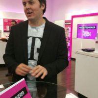 En la foto, Jorge Martel, vicepresidente y CEO de T-Mobile P. R. Foto:Suministrada. Imagen Por: