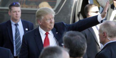 Se cree que el político se enfrentara a Hillary Clinton. Foto:AP. Imagen Por: