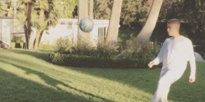 Así ha sorprendido Justin a los beliebers Foto:Vía Instagram/@justinbieber. Imagen Por: