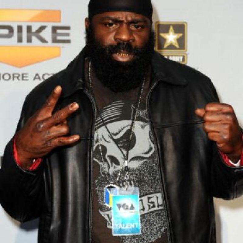 Kimbo Slice, una leyenda de las peleas MMA Foto:Getty Images. Imagen Por: