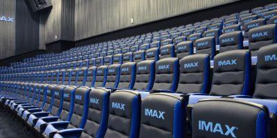 Vista sala IMAX en cine de Montehiedra. Foto:Suministrada. Imagen Por: