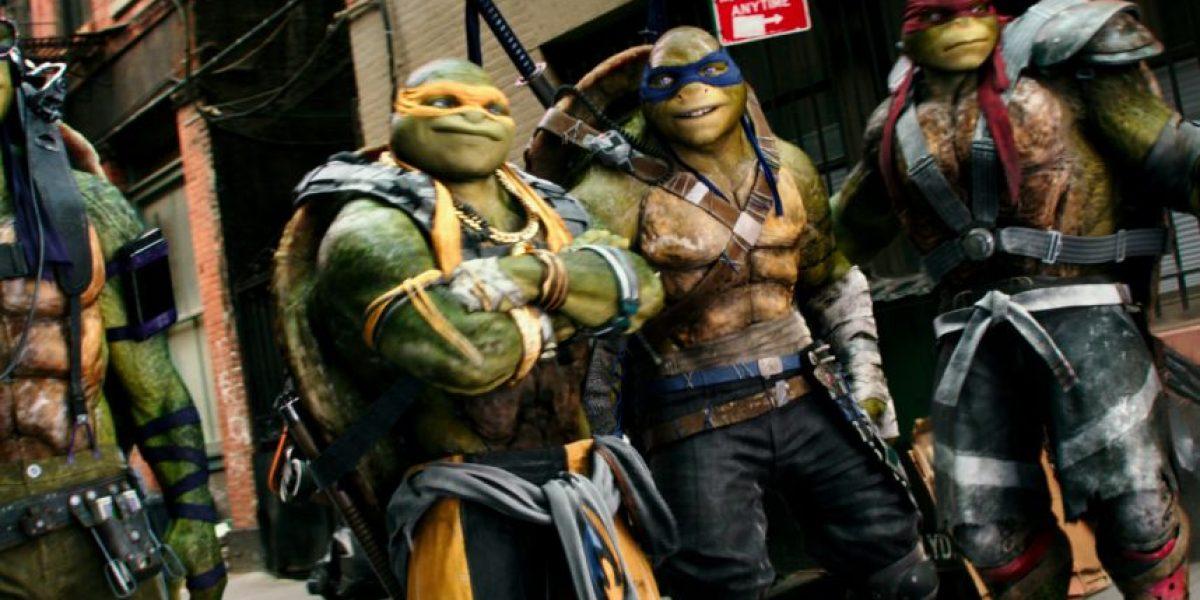 Tortugas Ninja regresan a la pantalla grande este verano