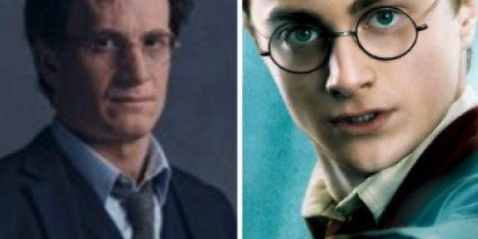 """Harry Potter"" será interpretado por Jamie Parker Foto:Pottermore. Imagen Por:"