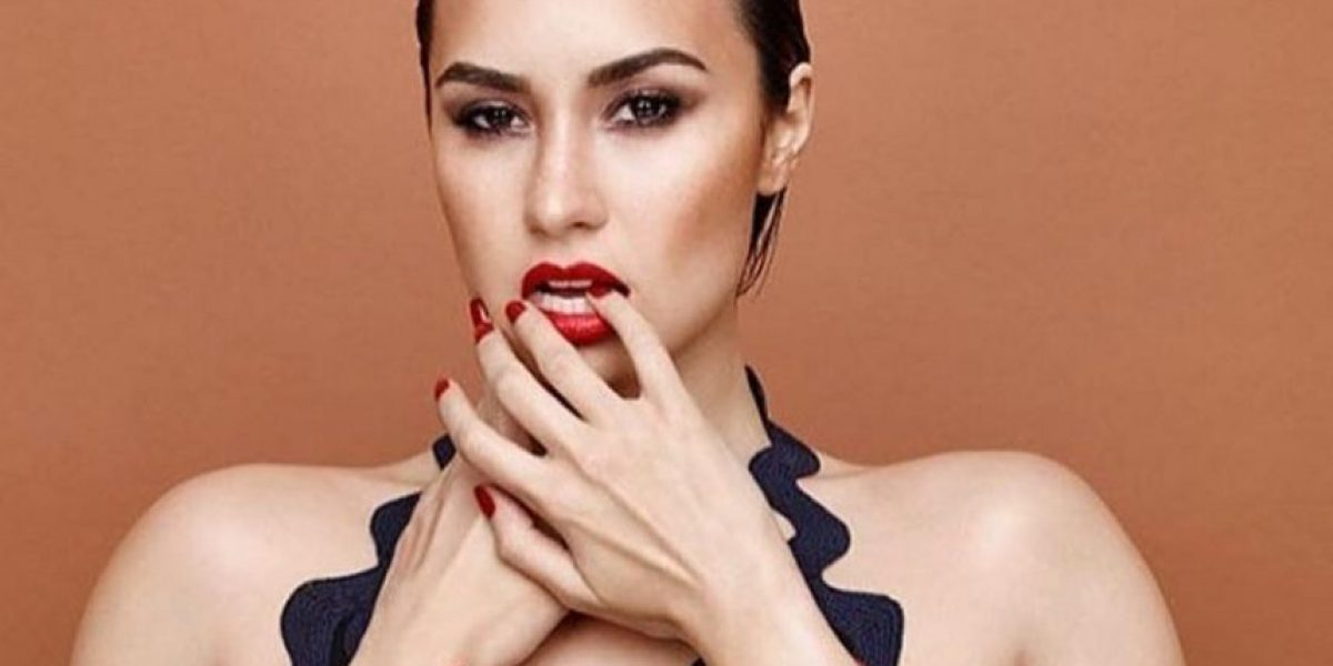 Demi Lovato habla de su sexualidad