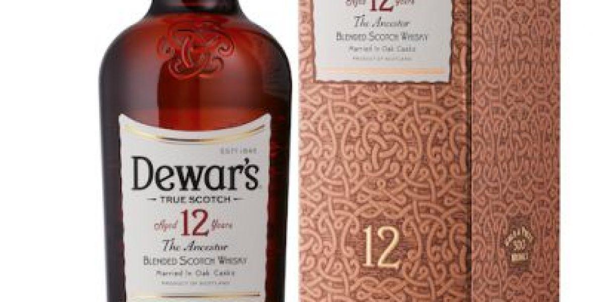 Dewar's 12 un regalo de distinción y elegancia