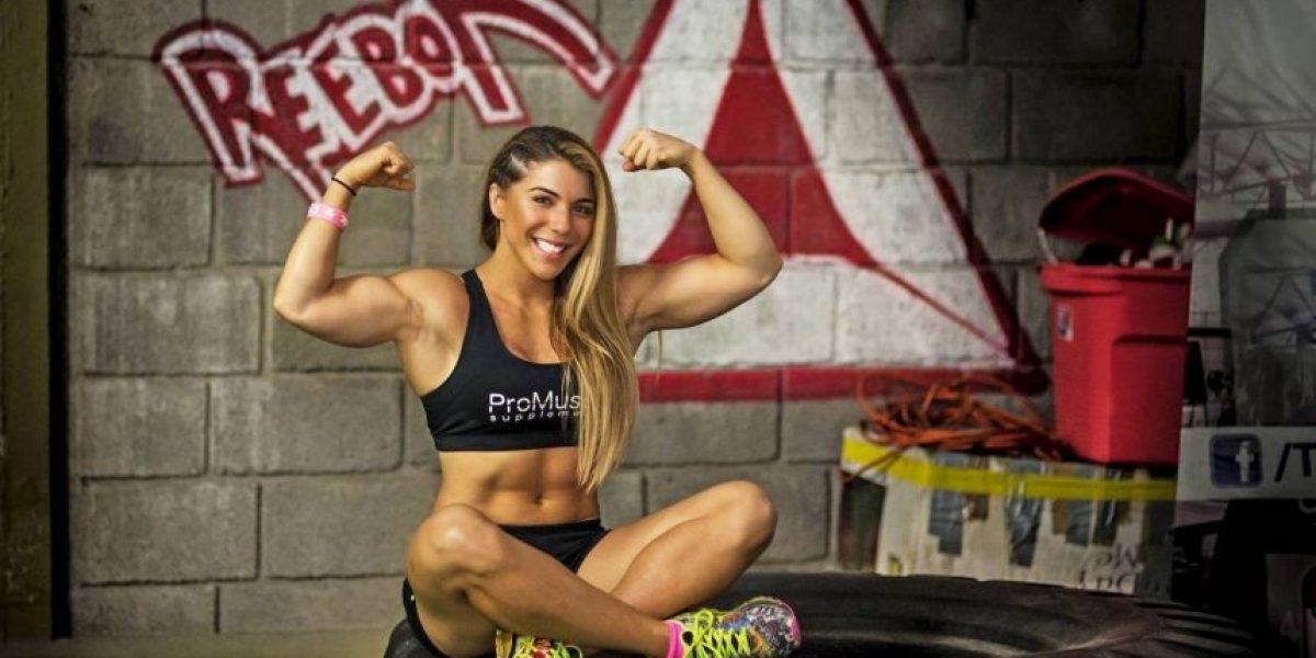 A esta atleta la discriminaron en un club nocturno por estar muy musculosa