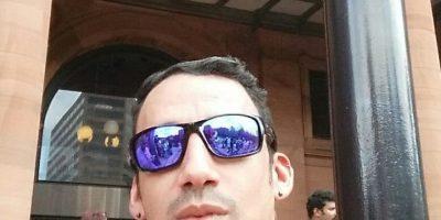 Eric Iván Ortiz Rivera, 36 años Foto:Facebook. Imagen Por:
