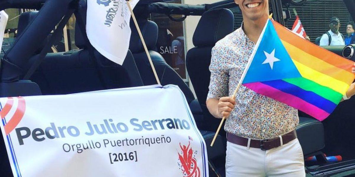 Pedro Julio Serrano viaja a Orlando para solidarizarse con las víctimas de la masacre