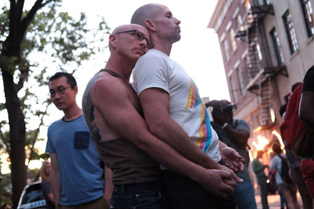 """""""Personas de todo el mundo lamentan la tragedia en """"Pulse"""" Foto:Getty Images. Imagen Por:"""