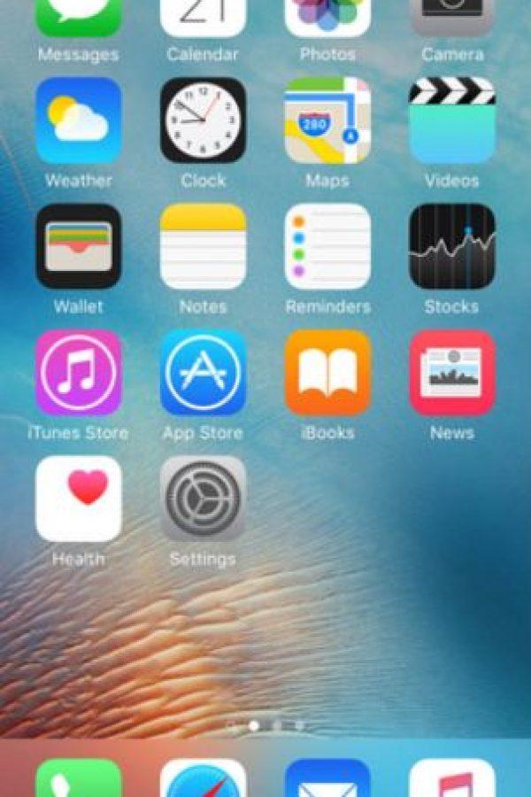 Información del sistema operativo iOS 10 es de lo más esperado. Foto:Apple. Imagen Por: