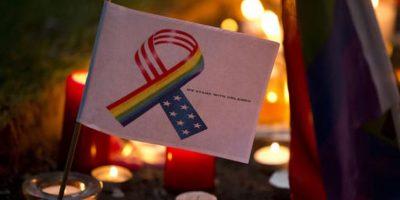 """Estados Unidos está de luto tras la masacre en el bar """"Pulse"""". Foto:AP. Imagen Por:"""