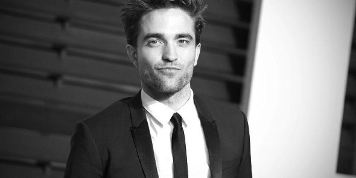 Robert Pattinson estrena novia