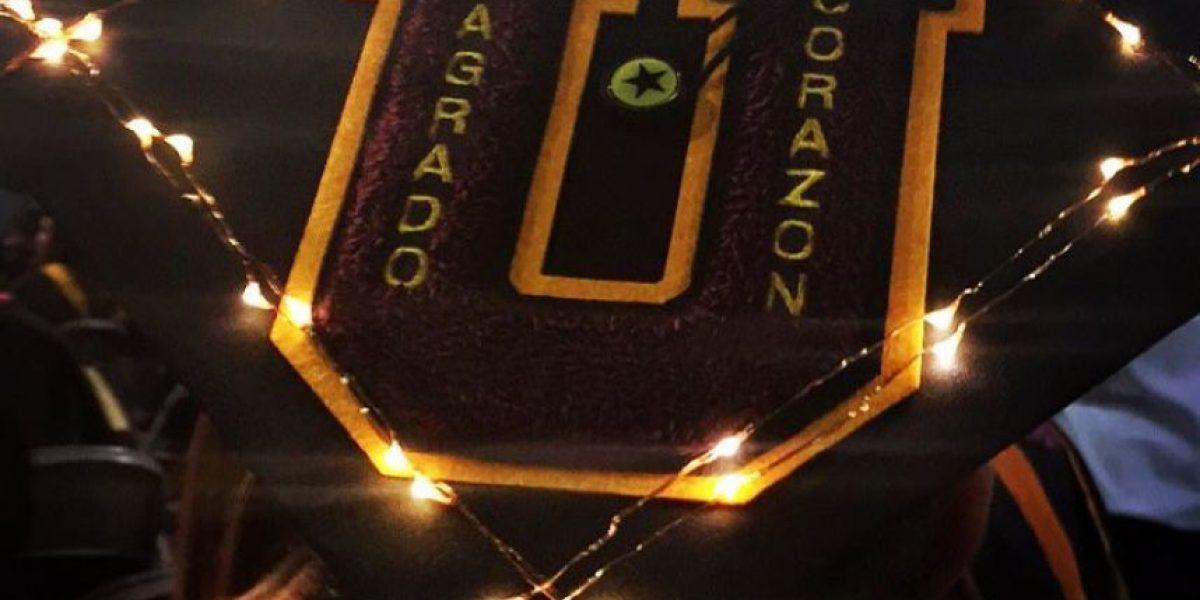 Los birretes más creativos de graduaciones universitarias