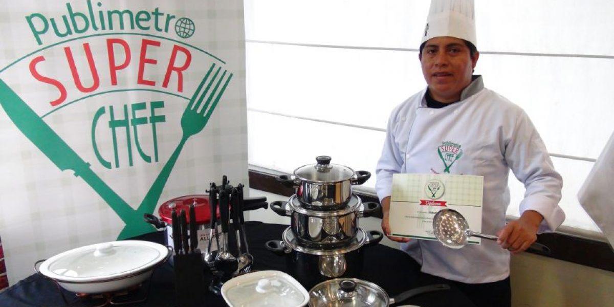 México espera a los finalistas del Metro Super Chef