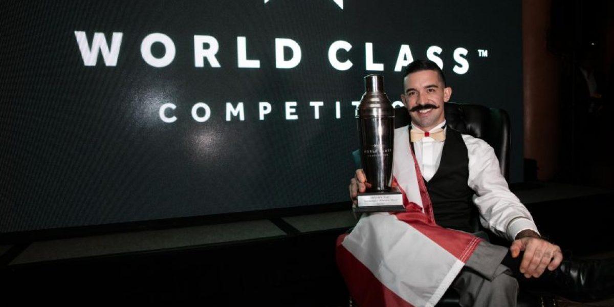 Jorge Buch se corona como embajador boricua del World Class