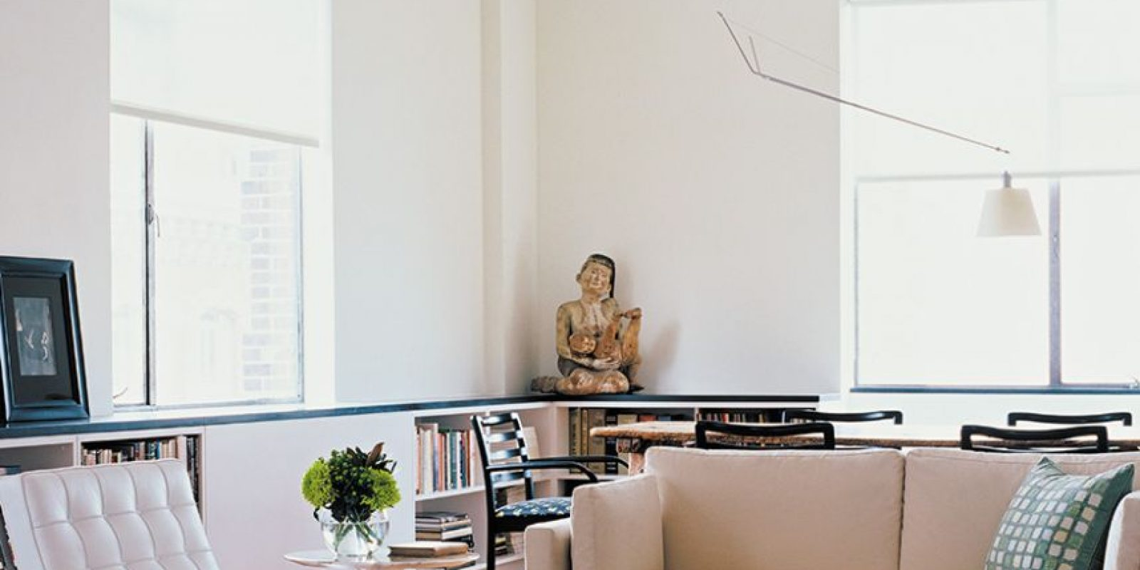 Foto:Barcelona Chair – Photo via Knoll. Imagen Por: