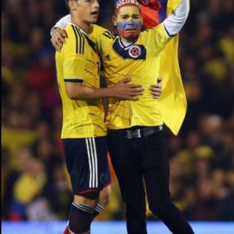 Colombia Foto:Getty Images. Imagen Por: