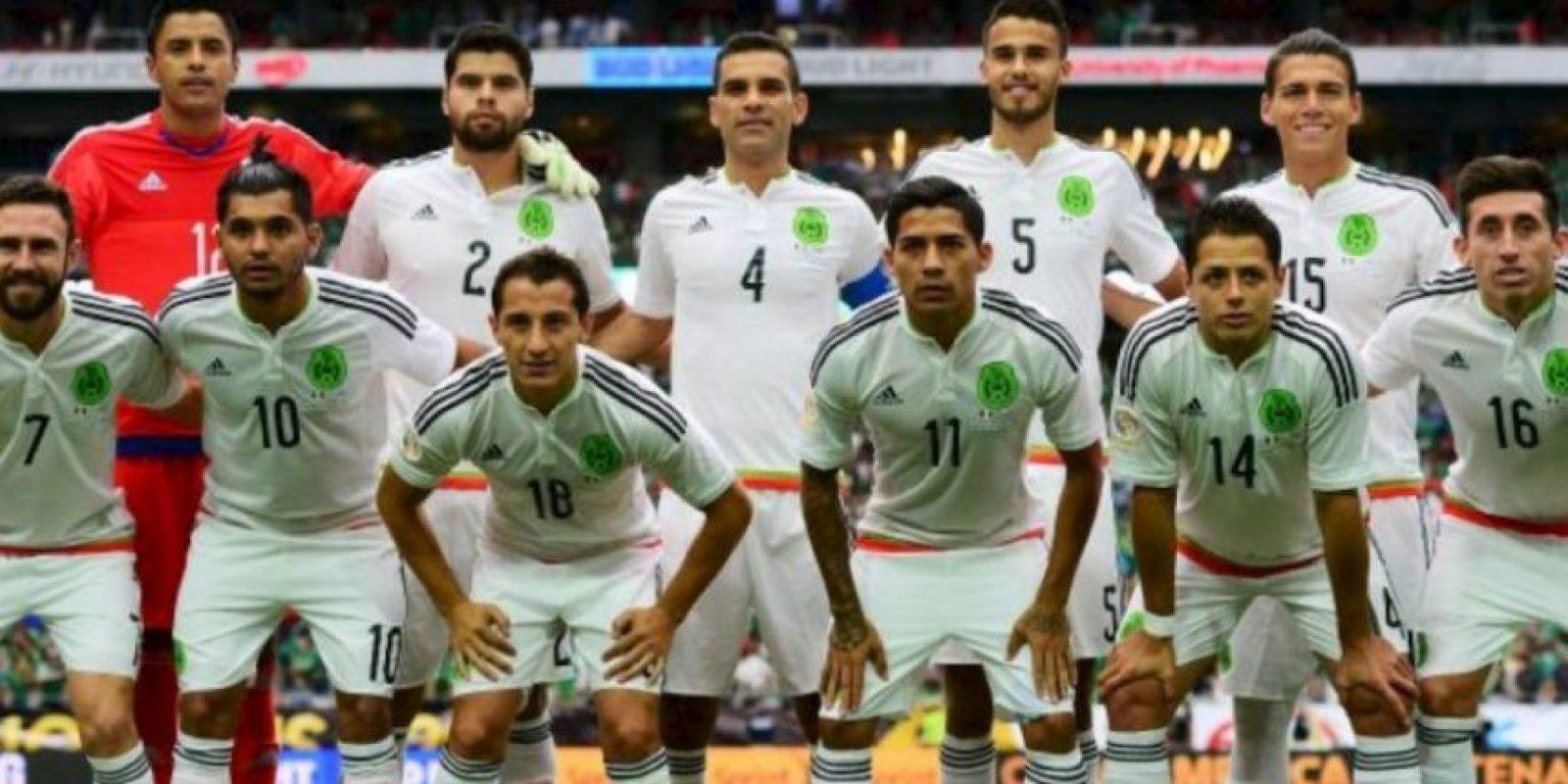 México Foto:Getty Images. Imagen Por: