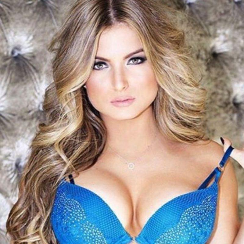 Miss Reino Unido 2015-2016 Foto:Vía instagram.com/zaraholland/. Imagen Por: