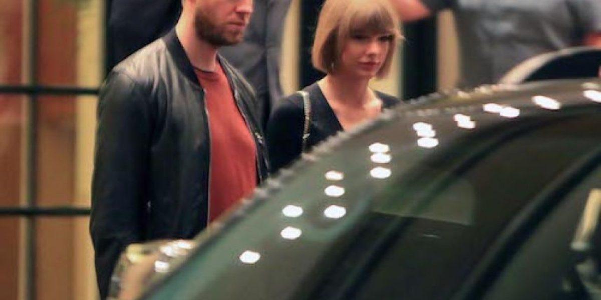 Esta fue la reacción de Calvin Harris ante fotos de Taylor Swift