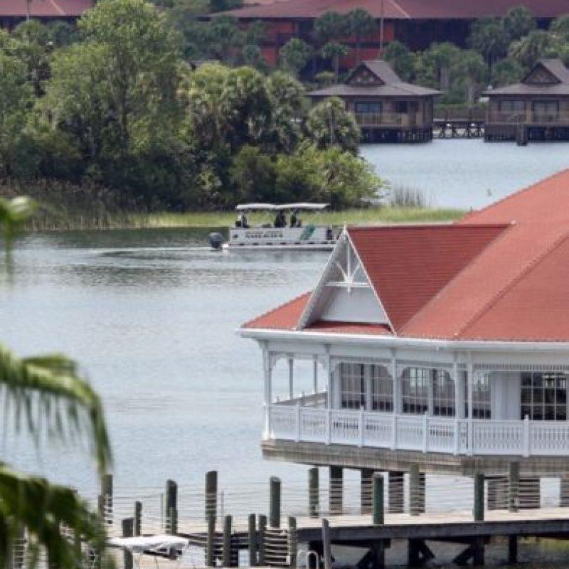 Mientras vacacionaba con sus padres en un hotel propiedad de Disney Foto:AFP. Imagen Por: