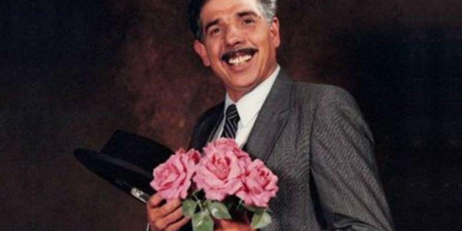 Murió este 17 de junio Foto:Twitter.com. Imagen Por: